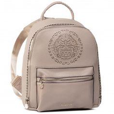 Σακκίδιο TRUSSARDI JEANS - 75B00909 M250 - Πλάτης - Τσάντες | epapoutsia.gr Leather Backpack, Fashion Backpack, Backpacks, Bags, Handbags, Leather Book Bag, Taschen, Women's Backpack, Purse