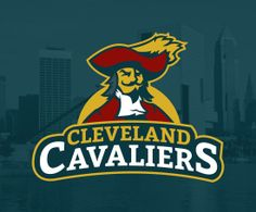 Cleveland Cavaliers Redesign by Jordan Musall