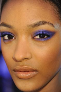 The 5 Fall Makeup Trends to Try Right Now: Purple Smoky Eye