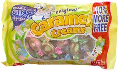 American-Made Caramel Candy for Easter Goetze's caramels fit perfectly inside plastic Easter eggs for your Easter egg hunt! Now available at select retailers, Goetze's Candy Company releases Caramel Creams® in specially wrapped spring colors: pink, green, blue, and purple. Made in USA via BuyDirectUSA.com