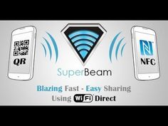SuperBeam Pro | WiFi Direct Share [App] [Android] | Android Apps & Games