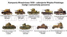 1939 Polish tanks