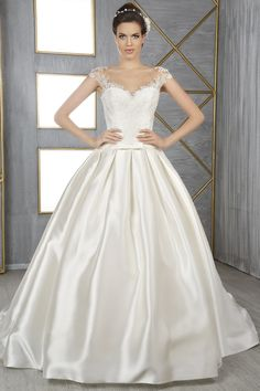Modelo Thelma  #NoviaEssence #Essence #WeddingDress #Wedding #Bride #Boda #Novia #Fashion #Sueño #White