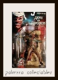 EVIL ASH Army of Darkness Movie Maniacs Series 4 McFarlane Figure $15.98..Click on Pic for more details