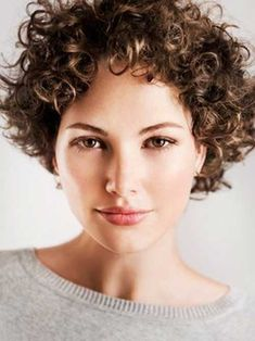 20 Very Short Curly Hair