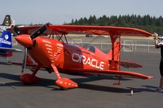 Sean Tucker's Pitts Special