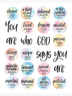 Prayer Scriptures, Bible Verses Quotes, Christian Life, Christian Quotes, Bibel Journal, Inspirational Prayers, Bible Encouragement, Bible Lessons, Faith