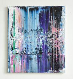 "Saatchi Art Artist Stanley Casselman; Painting, ""IR-38-11- SOLD"" #art"