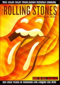 "Rolling Stones / CA, USA October 7, 2016 ""Desert Trip"" DVD from japan"