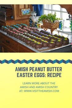 Easy to make Amish easter Candy recipe. Easy to make Amish easter Candy recipe. Fun Baking Recipes, Easter Recipes, Candy Recipes, Best Amish Recipes, Dutch Recipes, Favorite Recipes, Friendship Bread Recipe, Amish Friendship Bread, Making Easter Eggs