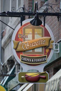 Vieux Montréal Storefront Signage, Shop Signage, Hanging Lanterns, Hanging Signs, Old Pub, Pub Signs, Shop Fronts, Beautiful Sites, Business Signs