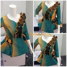The best traditionl african fashion looks 6785 African Fashion Designers, African Print Fashion, African Fashion Dresses, Fashion Outfits, Women's Fashion, Fashion Trends, African Attire, African Wear, African Women