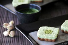Matcha (Green Tea) Mousse Cheesecake with Pistachio Crust