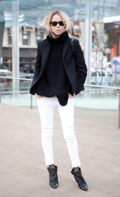 Pants, White jeans and White denim on Pinterest
