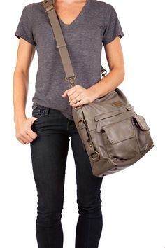 2 Sues Bag I Grey. Yep... Definitely grey.