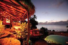 The Pacific Resort Aitutaki in the Cook Islands