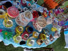 Mad Hatters Tea Party - Moranbah Relay for Life 2012