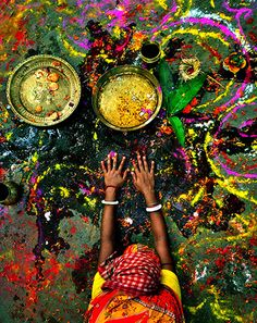 Summer Rituals of West Bengal, India
