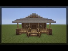 How to Make A Small Minecraft House
