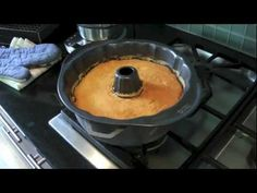 Nuestra receta de flan de queso de Puerto Rico - YouTube