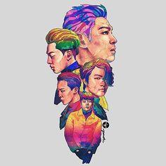BIGBANG--this is gorgeous