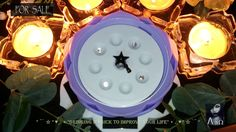 Haunted Gothic Black Star Solid Stainless Steel Pendant