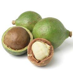 Macadamias Raw 280g (0.61lb) Raw Nuts, Plastic Trays, Coconut, Fruit, Food, Essen, Meals, Yemek, Eten