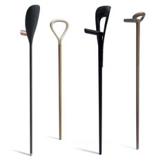 festival walking sticks by antoine lesur and marc venot