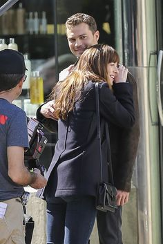 Ciemniejsza strona Greya: zobacz zdjęcia z planu, fot. East News