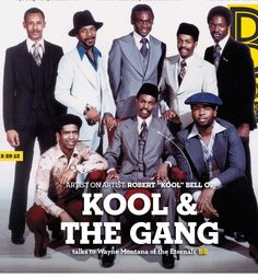 Kool and The Gang 80s Music, Music Icon, Soul Music, Disco Funk, R&b Artists, Music Artists, R&b Albums, New Jack Swing, Funk Bands