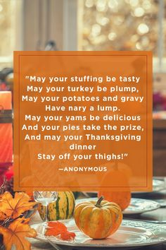 Funny Thanksgiving Quotes to Get All Your Guests Laughing