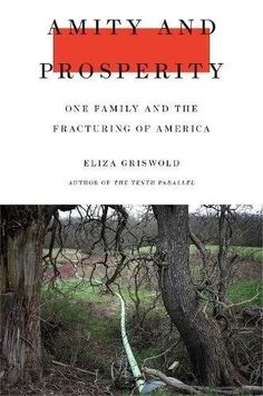 Amity and Prosperity: One Family and the Fracturing of America, by Eliza Griswold (Farrar, Straus and Giroux) - The Pulitzer Prizes Best Books To Read, New Books, Good Books, Reading Online, Books Online, American Story, Nonfiction, Audio Books, Amazon