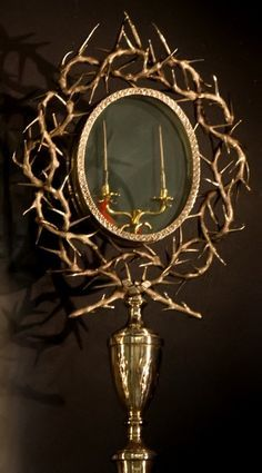 The Crown Of Thorns RelicReligious Icons And RelicsMore Pins Like This At FOSTERGINGER Pinterest