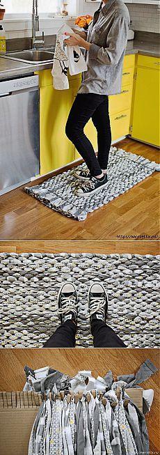 Woven mat patches / I - superpuper