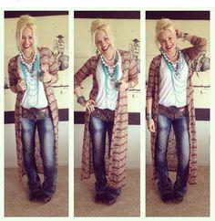 Those jeans!