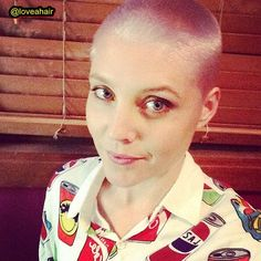 https://flic.kr/p/sg1pgy | bald girl