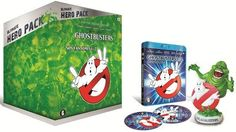 Ghostbusters 1 & 2 (2-Disc Bluray)