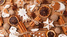 Jak se dělá bílá poleva na perníčky Muesli, Gingerbread Cookies, Stuffed Mushrooms, Strawberry, Vegetables, Cake, Food, Gingerbread Cupcakes, Pie Cake