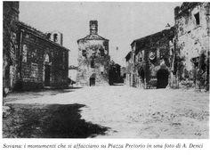 Sovana Antica, le foto in bianco e nero
