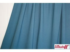 Interlock Fishbone Antik-blau