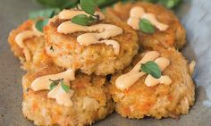 Bite-Sized Crab Cake Appetizers | Guests won't believe their mouths when they dig into our new Bite-Sized Crab Cakes. These meaty little morsels are made with premium rock crab and a classic blend of mayo, lemon, mustard and everything else that makes crab cakes incredible. These come by perfection easily - just cook in the oven straight from the freezer, no thawing, oil or pan-frying required. Make sure you get enough; these will go fast!