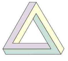 optical illusion aquarium shapes