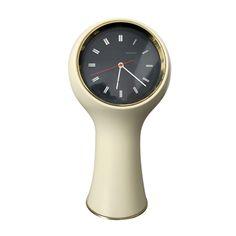 Desk Clock   Italian watch brand designed by Angelo Mangiarotti Secticon ca.1960