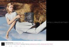 Stella McCartney dévoile le teaser de son film publicitaire avec Natalia Vodianova