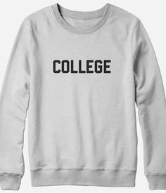 554f9858 Sweatshirt Funny College sweatshirt Animal House by TeeRiot Funny College,  College Humor, Funny Sweatshirts