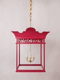 Lovely Lanterns | The English Room