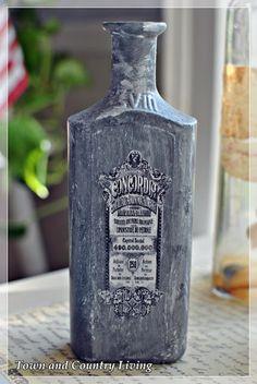 nice shanty bottle