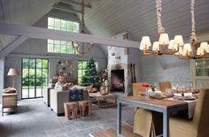 Landelijke inrichting Landelijk Interieur Voorbeelden interieur advies cottage stijl