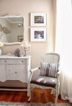ACHADOS DE DECORAÇÃO - blog de decoração: DECORAÇÃO SHABBY CHIC: se você é romântica, vai amar!