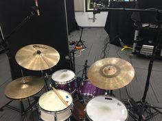 UCD Drum Recording Session #denvermusicscene #recorderklaus #coloradomusic #denvermusic #imprintstudios #secombearts #audioengineering #musicproduction